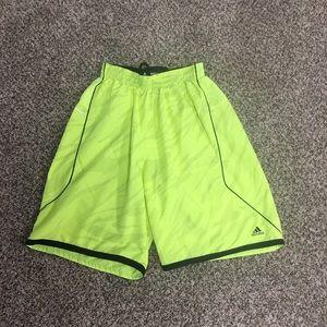 Adidas highlighter Crazy Light shorts